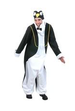 Funny Fashion Pinguin kostuum dames heren