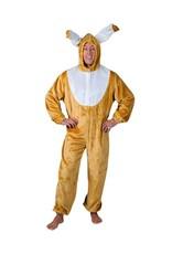 Funny Fashion Konijnen pak Bunny pluche