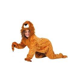 Funny Fashion Leeuwen kostuum Sinba