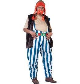 Funny Fashion Obelix kostuum Gallier Hinkelsteen heren