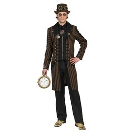 Funny Fashion Steampunk jas Heren Humphrey