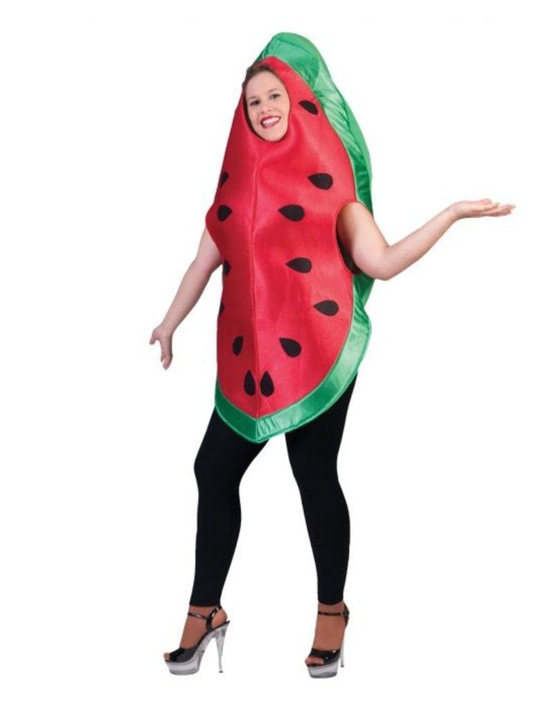 Funny Fashion Meloen telefoon kostuum heren dames
