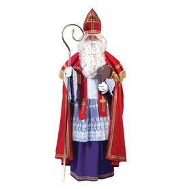 Funny Fashion Sinterklaas sint Nikolvan kostuum heren