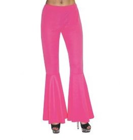 Funny Fashion Hippie Broek kind roze