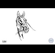 Grafsteenwinkel Afbeelding paard