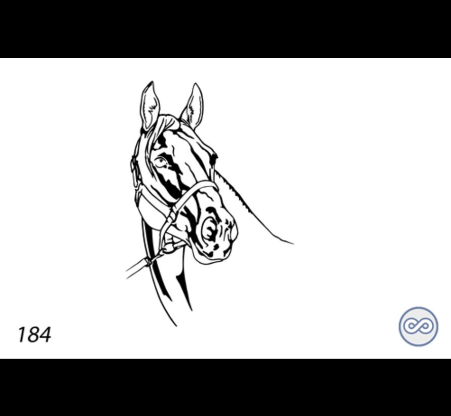 Afbeelding van een paard