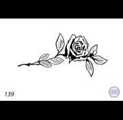 Grafsteenwinkel Afbeelding roos sophia