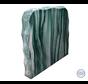 Groene ruwe grafsteen