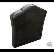Grafsteenwinkel Grafsteen zwart graniet