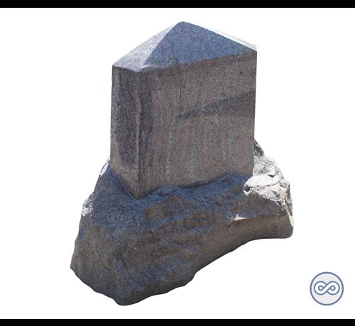 Grafsteenwinkel Paarse grafsteen