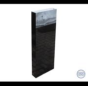 Grafsteenwinkel Staande langwerpige grafsteen