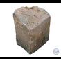 Ruwe basalt zuil
