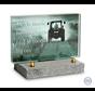 Glazen monument tractor