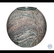 Bolvormige vaas