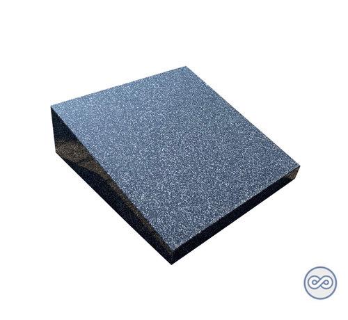 Grafsteenwinkel Liggende granieten zerk