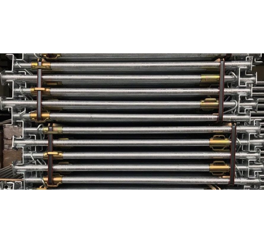 Schroefstempel EURO4 EN-1065 2.90 - 4.95m