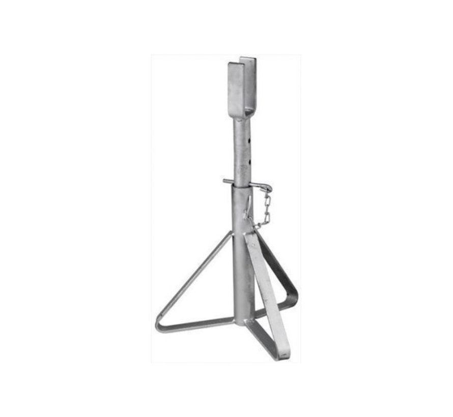 Stucadoorsbok breedte 1.50 - 4.20 mtr / hoogte: 0.55 - 0.90 meter