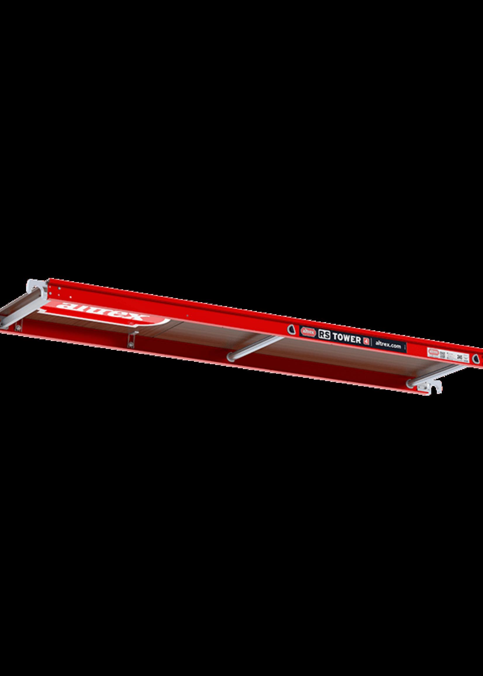 Altrex platform hout zonder luik 3.05m rs tower 5-serie
