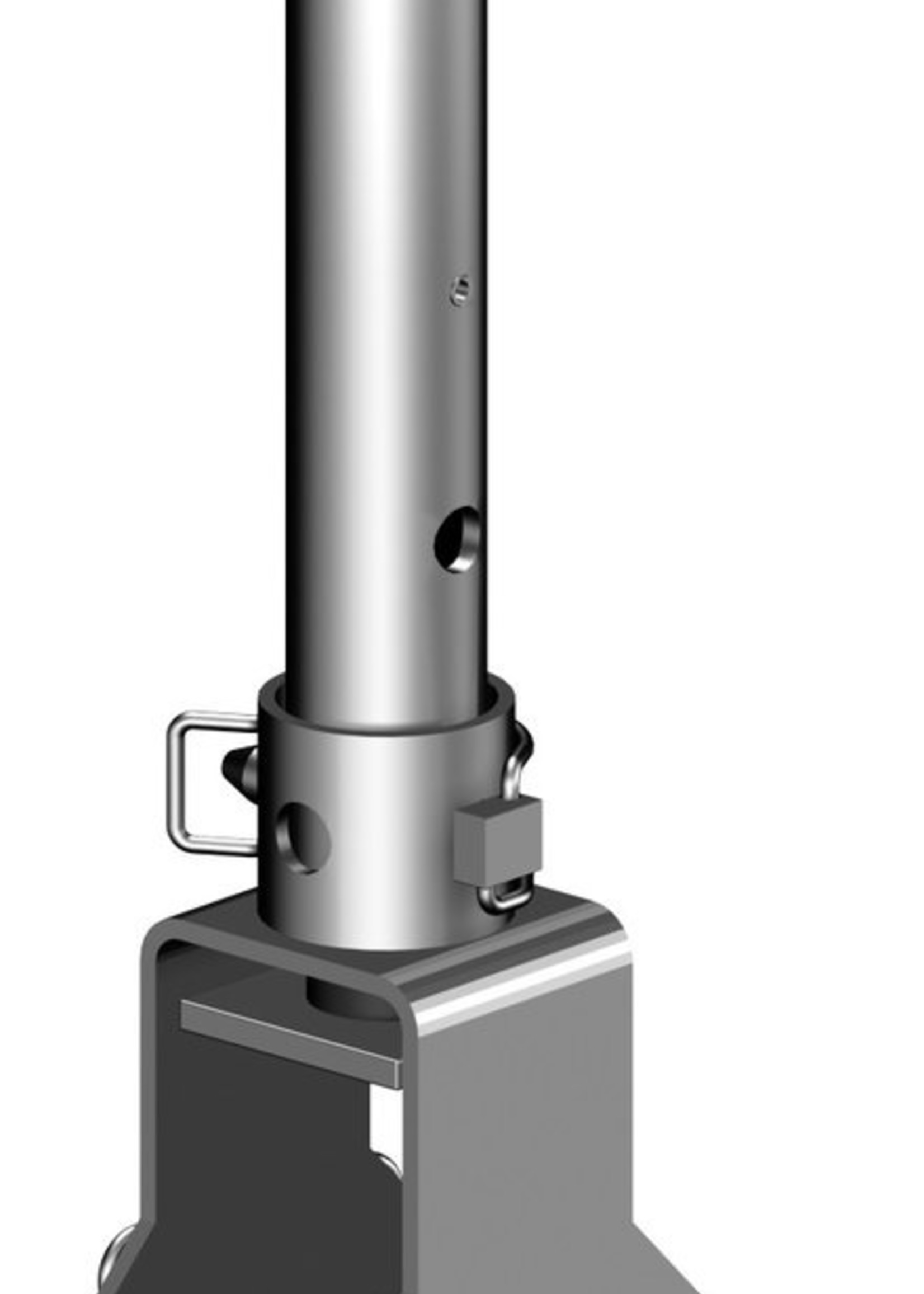 Layher Stndrpen 520mm (2604-2605)