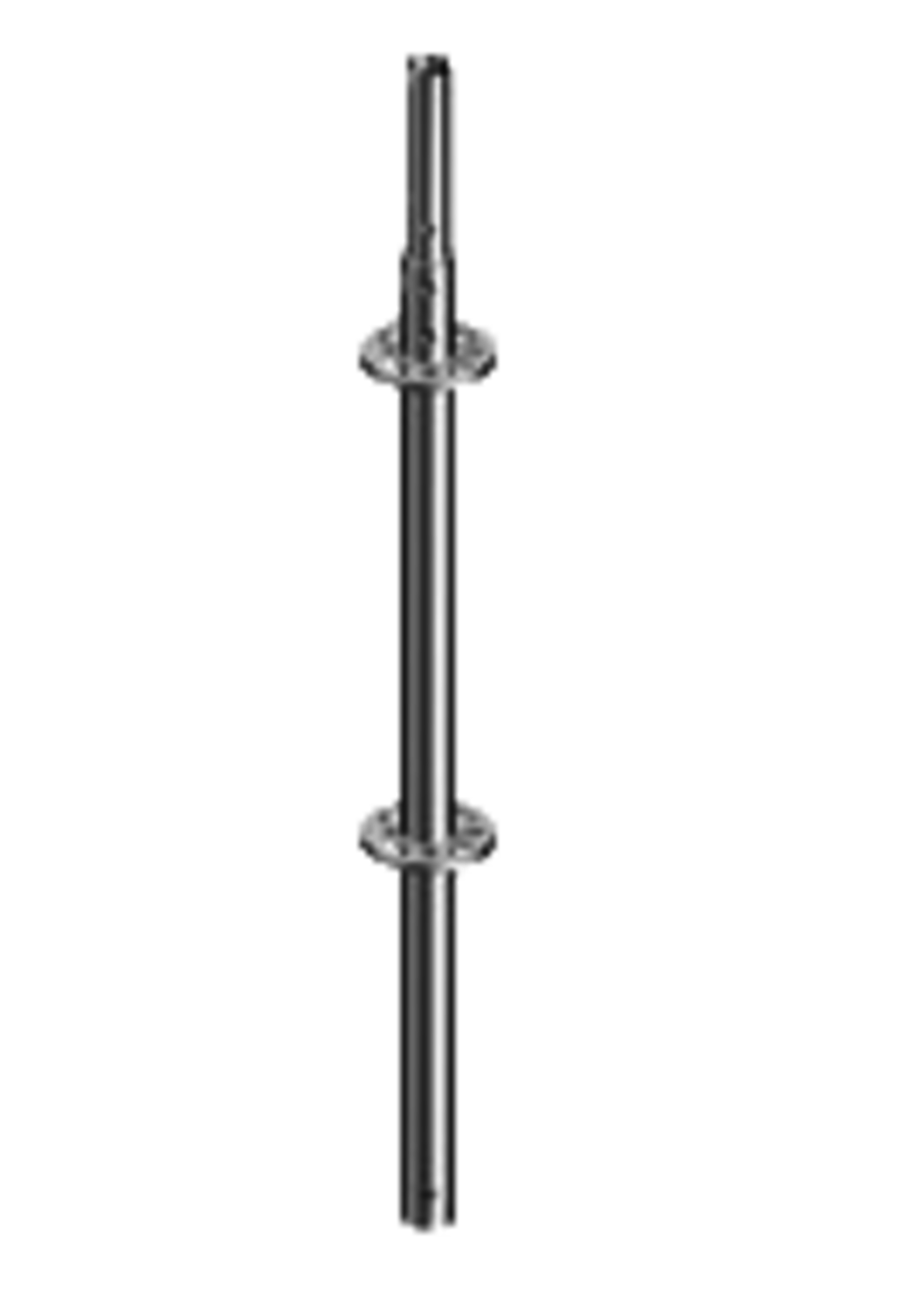Layher Staander met pen 2,16 meter