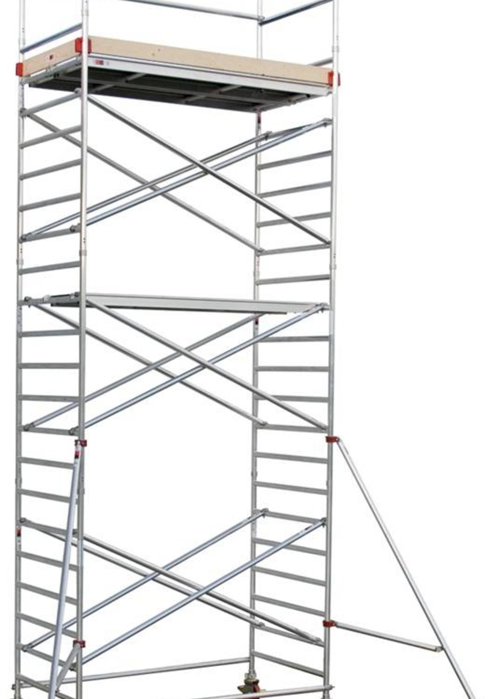 Kelfort Basic Line rolsteiger 8,20m (breed)
