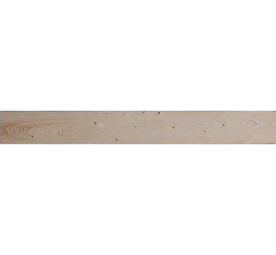 Kantplankset hout 2,45x1,35m