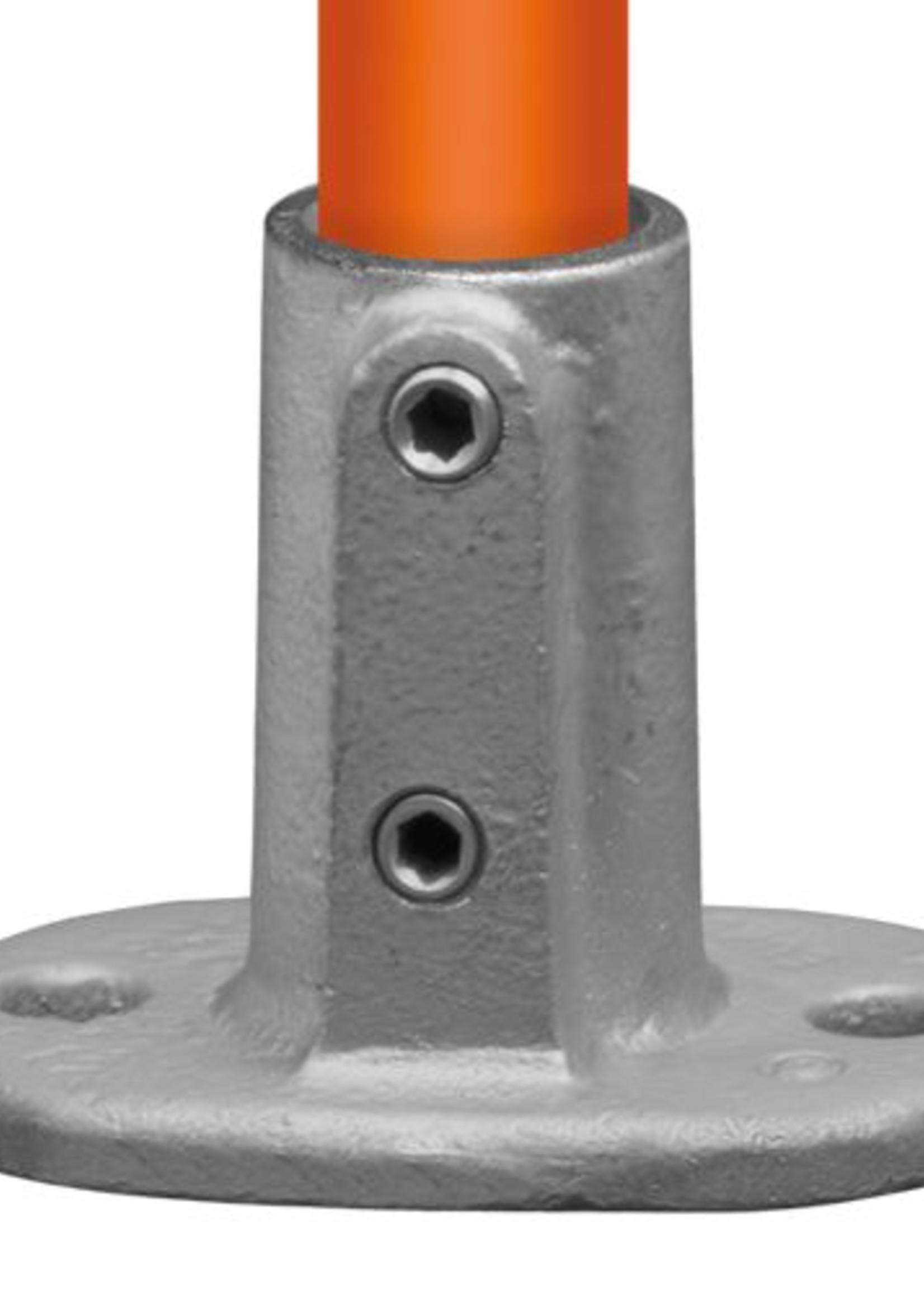 Easyclamp Type 12: Ovale voetplaat