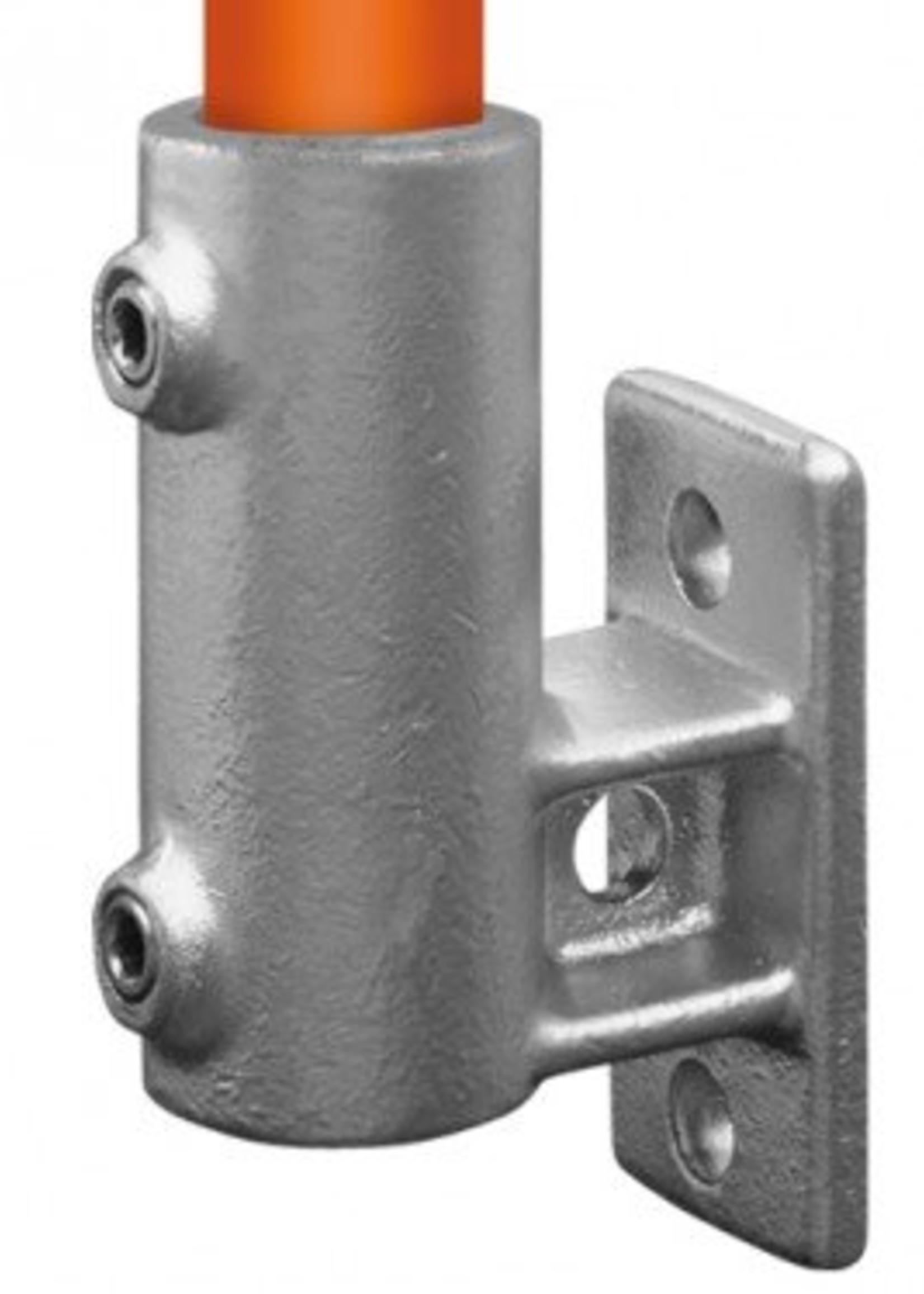 Easyclamp Type 14: boeiboordbevestiging verticaal