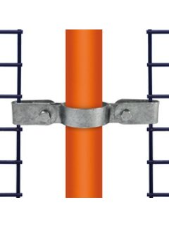Easyclamp Type 71: Gaasbevestigingsclip dubbel