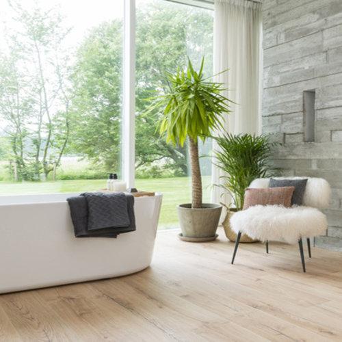 Waterbestendige vloer voor je badkamer