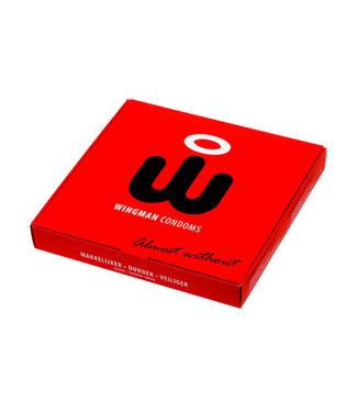 Wingman Condooms Wingman Condoms 12 Pieces