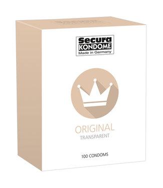 Secura Kondome Original Condoms - 100 Pieces
