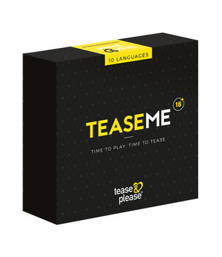 Tease & Please Tease Me Game