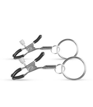 Metal Nipple Clamps With Ring