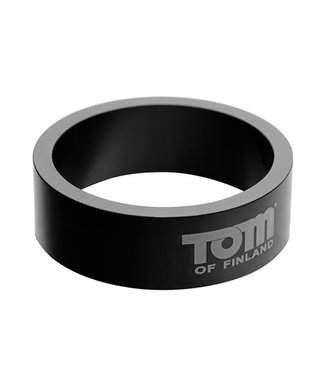 Tom of Finland Aluminium Cockring - 45mm