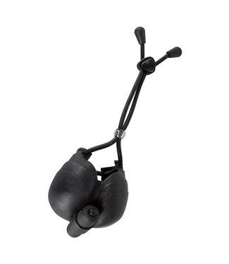 Bad Kitty Ball Bag Met Verstelbare Cockring En Bullet Vibrator Lus