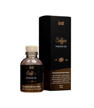 INTT Massage Gel - Coffee