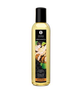 Shunga Organica Almond Sweetness - Likbare Massageolie