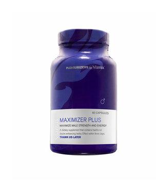 VIAMAX Viamax Maximizer Plus - 60 Capsules