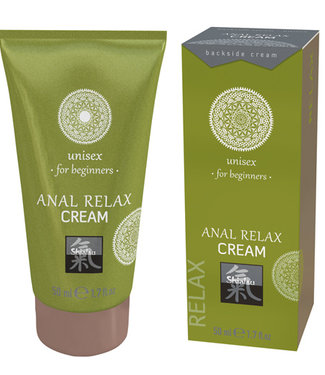 Shiatsu Anaal Relax Crème Voor Beginners