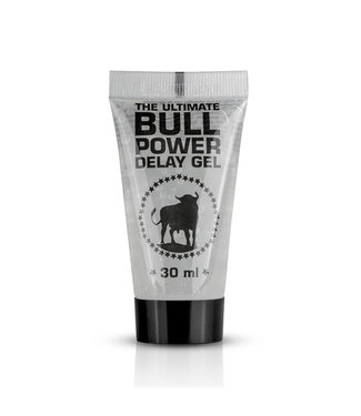 Cobeco Pharma Orgasme Vertragende Gel - Bull Power