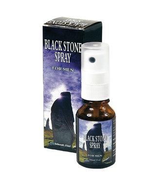 Cobeco Pharma Orgasme Vertragende Spray - Black Stone