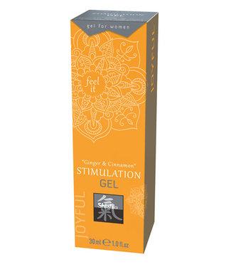 Shiatsu Stimulation Gel - Ginger & Kaneel