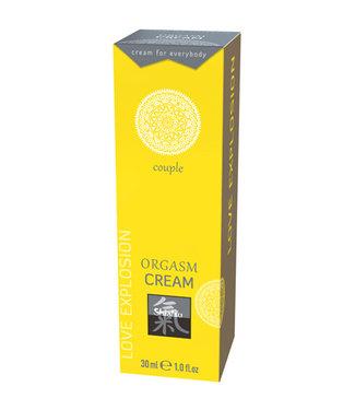 Shiatsu Orgasme Crème Voor Koppels
