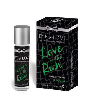 Eye Of Love EOL Mini Rollon Parfum Man/Vrouw - 5 ml