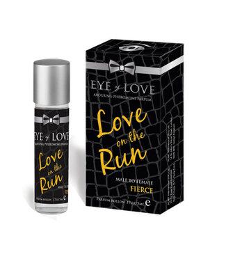 Eye Of Love EOL Mini Rollon Parfum Man/Vrouw Fierce - 5 ml Fierce