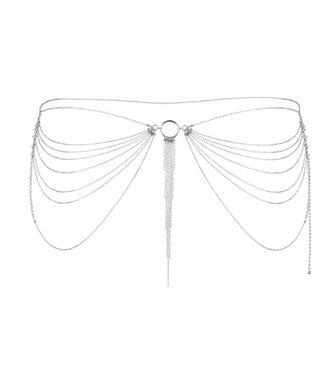 Bijoux Indiscrets Magnifique Heupketting - Zilver