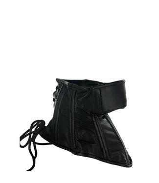 Strict Leather Lederen bondage nekcorset