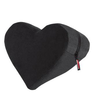 Liberator Heart Wedge Positiekussen - Zwart