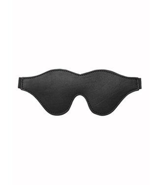 Strict Leather Strict Leather Black Fleece Lined Blindfold